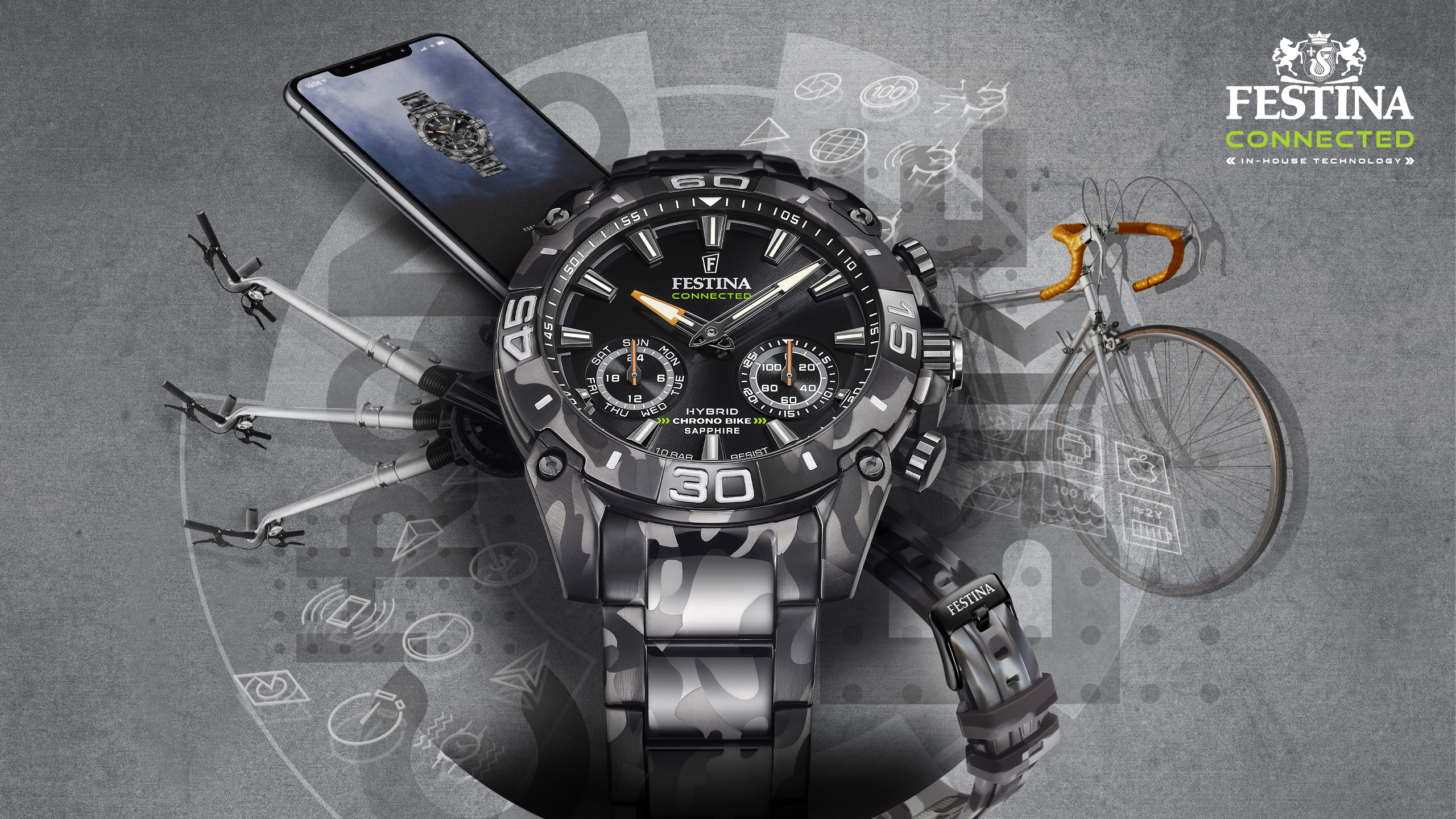 Festina Connected