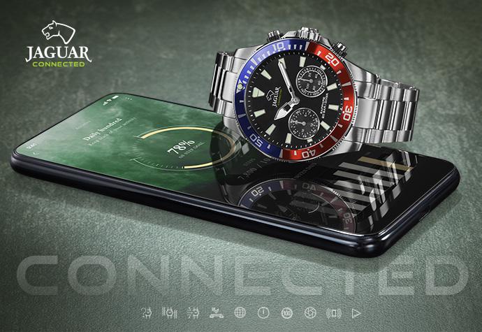 Jaguar Hybrid Watches