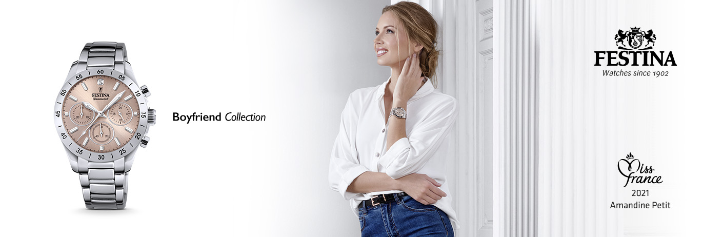 Mademoiselle Collection for Women by Festina