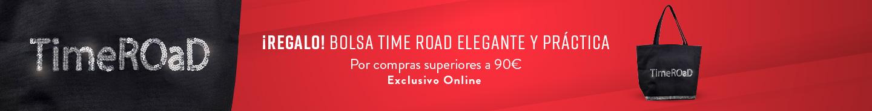 Promoción bolsa playa Time Road